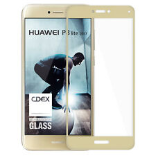 9h Tempered Glass Huawei P8 Lite 2017 Tank Foil 3d Display Protection Fullcover
