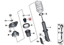 MINI R57 & LCI R59 Additional Shock Absorber Rear