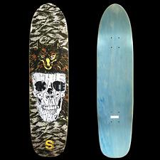 """In4mation x The Skateboard Mag 8""""  Skateboard Deck - Hundreds Primitive Crooks"""