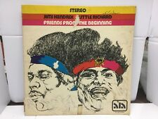 LITTLE RICHARD & JIMI HENDRIX Friends From the Beginning LP B2