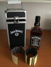 Jack Daniels : Flightcase/Flugkoffer + 0,7 Liter Flasche, versiegelt, Frankreich