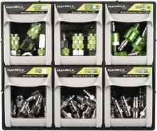 """Flexzilla A53000FZK1 Pro High Flow Accessory Bin Kit, 1/4"""" - for Air Couplers"""