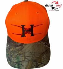 Realtree Xtra Head Hunters Camo Blaze Orange Hunting Hat Adjustable Camp RV