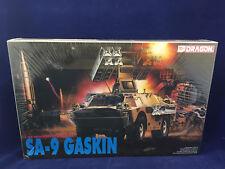 Dragon SA-9 Gaskin SAM System Vehicle 1:35 Scale Plastic Model Kit 3515 NIB