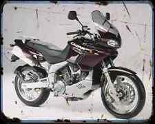 CAGIVA NAVIGATOR 3 A4 Metal Sign moto antigua añejada De