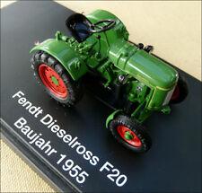 SCHUCO tracteur FENDT Dieselross F20 Baujahr 1955 échelle 1:43