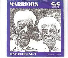 WARRIORS - Love potion nr. 9