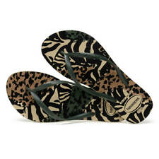 Havaianas Femme Tongs Slim Animaux Mode Style Chausson Plage 4103352-7807