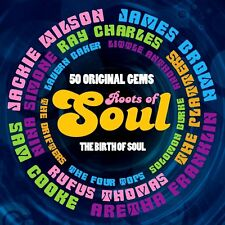 Roots Of Soul ~  50 Original Vintage Gems NEW SEALED 2CD FOUR TOPS,SAM COOKE ETC