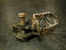 1982 Yamaha YZ490 YZ 490 Brake Side Foot Peg