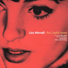 Liza Minnelli : The Capitol Years, CD,  new & sealed,  Aussie seller fast post