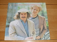 SIMON & GARFUNKEL - Greatest Hits - 1972 Dutch orange CBS label LP