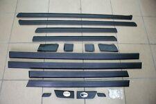 Audi 100 C4 4A Zierleisten SATZ  LEISTEN Bj 90-94 16 Teiliges Set