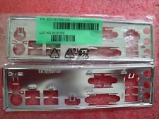 ATX Blende I/O IO shield MSI B85-G41 PC Mate MSI Z97 PC Mate #G2648 xh