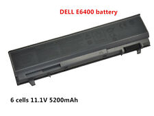 Laptop Battery For DELL Latitude E6400 KY268 M2400 M4400 PT435 6cell W1193 KY265