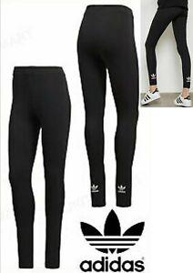 Adidas Originals Womens' Black Leggings