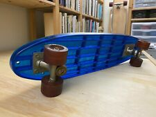 Never ridden (?) - 1970's early period skateboard - PRO LINE ROLLER SPORTS