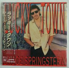 Bruce Springsteen Lucky Town CD Japon papersleeve
