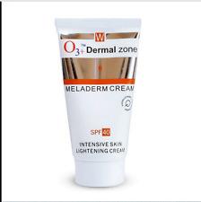 3+ Dermal Zone Meladerm Intensive Skin Lightning Whitening Cream  SPF40 50 ml