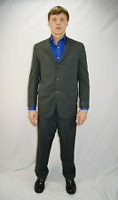 Vintage 50's 60's Men's Rat Pack Manstyle Lightweight Suit Size 39 R 36x30 + 2""