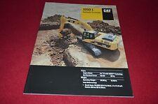 Caterpillar 325D L Hydraulic Excavator Dealer's Brochure DCPA6 ver3