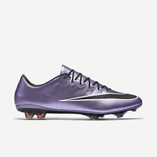 NIKE MERCURIAL VAPOR X FG UK 9 FOOTBALL BOOTS SOCCER CLEATS EU 44