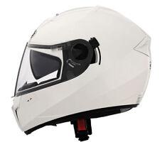 Caschi bianco Caberg moto per la guida di veicoli