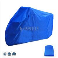 XXXL Blue Dust UV Waterproof Cover For Honda Goldwing GL 1800 1500 1200 1100