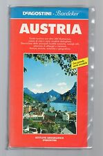 guida de agostini baedeker - austria -