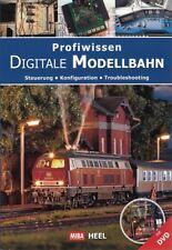 Profiwissen Digitale Modellbahn, Steuerung-Konfiguration (Handbuch Ratgeber/Buch