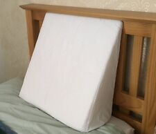 Comfortnights Large Bed Wedge with free washable Quilted poly cotton cover.