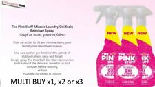 The Pink Stuff The Miracle Laundry OXI STAIN REMOVER 500ml Spray