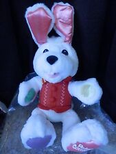 Peter Cottontail Rabbit Bunny Electronic Easter Plush - Sings Hippity Hoppity