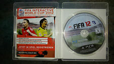 FIFA 12 - EA Sports - PS3 - Blu-ray Disc - 2011 - Playstation 3 Spiel