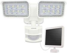 New listing Lepower 1500Lm Solar 2 Lights Outdoor, Led Motion Sensor Security Light, 6000K