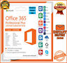 Microsoft Office 365 2016/2019 Pro Plus 5 Device PC/MAC🔥Not Key🔥10s Delivery