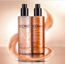 Iconic London Prep Set and Glow Spray 100% authentic - Trial sizes 5ml.