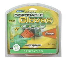 Camco 40285 Rv Green Disposable Dump Glove - 50 Pairs