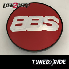 BBS Original Felgendeckel Embleme Center Caps Badges Nürburgring 70.6mm TypC