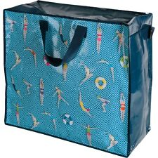 """Grand Sac Cabas XL """"POLL PARTY"""" Plage Piscine Shopping Voyage  - Orval Créations"""