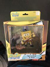 Spongebob Squarepants Mini figure World Spongebob At Work