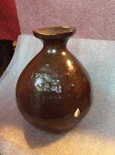 Wing Lee Wai Hong Kong Liquor Bottle Jug Ceramic Pottery 1930's