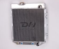 3 Row Aluminum Radiator For 1964-1966 Ford Mustang/ Falcon 1964-66 Mercury Comet