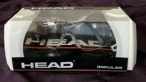 Brand New HEAD IMPULSE GOGGLES Safety Glasses for Racquetball Tennis Sports