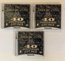 The Twilight Zone ~40th Anniversary Gift Pack~6 DVDS~SUBMITTED FOR YOUR APPROVAL