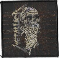 Official Licensed Merch Woven Sew-on PATCH Heavy Metal Rock METALLICA One