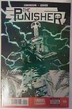 The PUNISHER #5 (2014 MARVEL NOW Comics) Comic Book