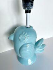 "Bird Table Lamp (no shade) Pillowfortâ""¢- blue green"