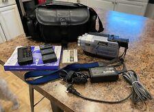 Sony Dcr-Trv350 Digital Handycam Hi8 Camcorder plus many Accessories!
