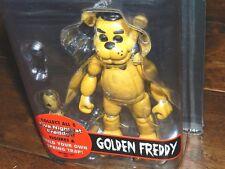 "Five Nights At Freddy'S Golden Freddy Figure Large 5"" Funko Fnaf Brand New"